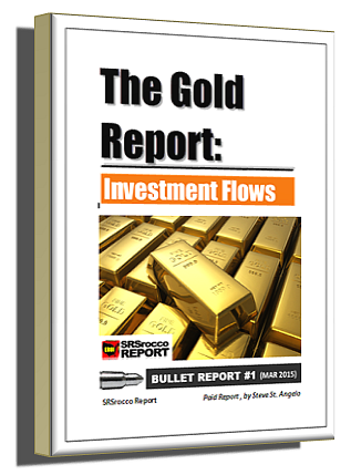 Gold Report Cover Graphic 3D