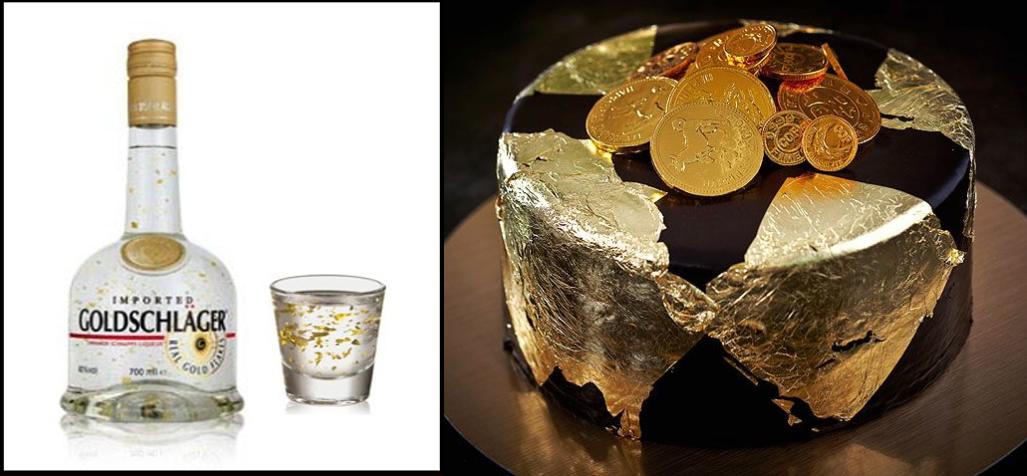 Chocolate-GoldLeaf-Cake-&-Goldschlager