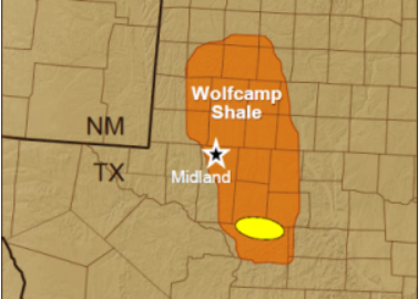 wolfcamp-shale