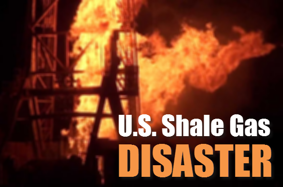 US Shale Industry Disaster
