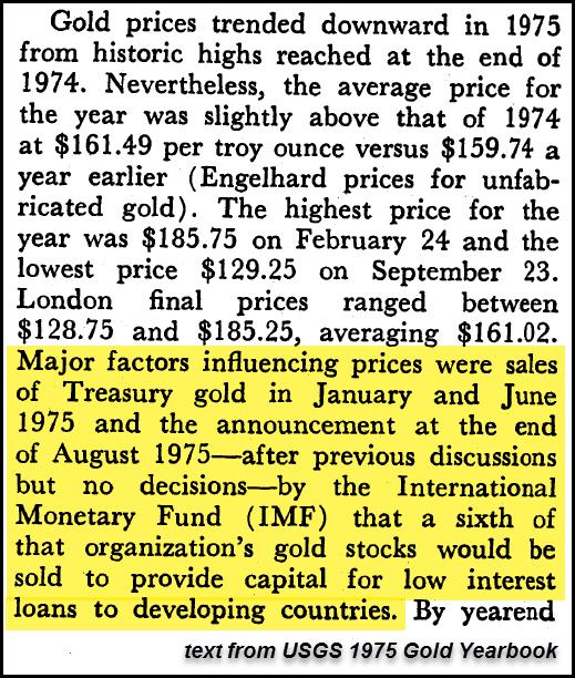 USGS 1975 Gold Yearbook Segment