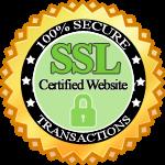 SSL Certified Site